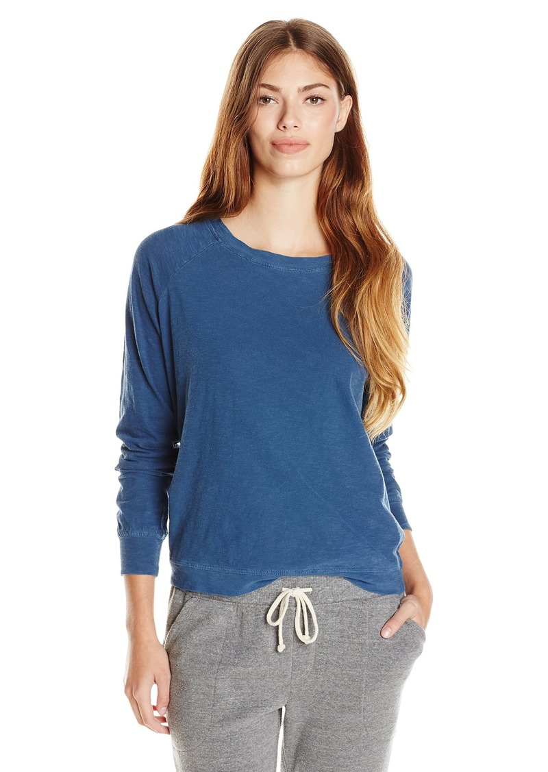 Alternative Apparel Alternative Women's Slub Slouchy Pullover Top