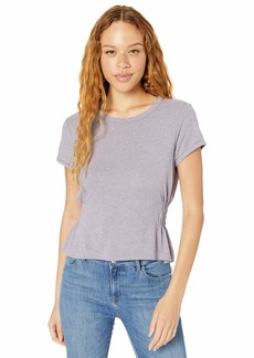 Alternative Apparel Alternative Women's The Simone Shirred Jersey t-Shirt