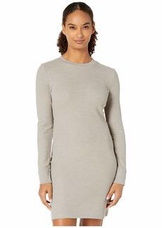 Alternative Apparel Alternative Women's Thermal ls Dress  M