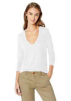 Alternative Apparel Alternative Women's V-Neck T-Shirt  S