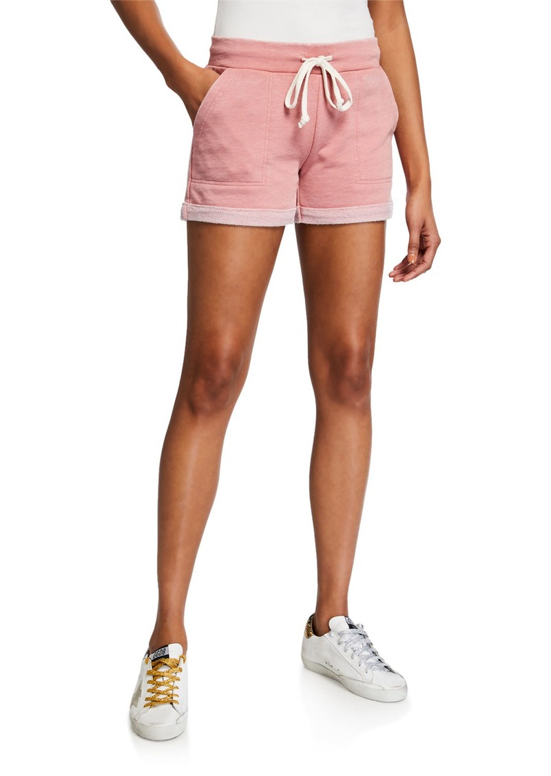 Alternative Apparel Burnout French Terry Shorts