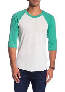 Alternative Apparel Colorblock Baseball T-Shirt