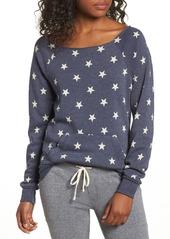 Alternative Apparel Maniac Camo Fleece Sweatshirt