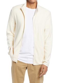 Alternative Apparel Men's Alternative Zip Teddy Jacket