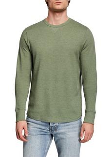 Alternative Apparel Men's Vintage Thermal T-Shirt