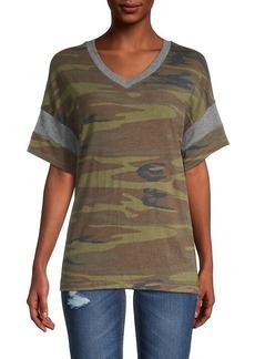 Alternative Apparel Powder Puff Camo T-Shirt