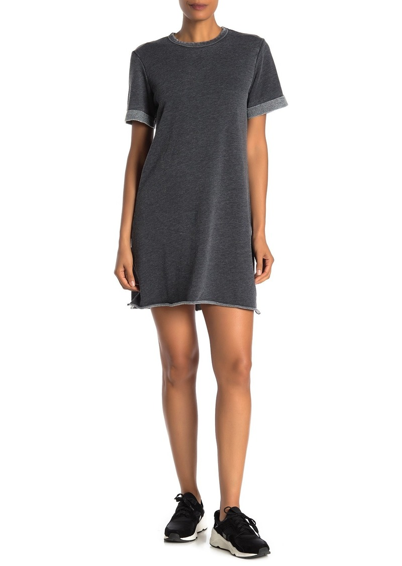Teka Short Sleeve Sweatshirt Dress