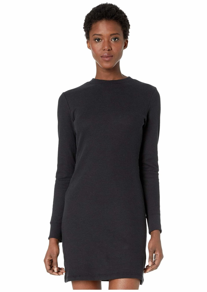 Alternative Apparel Thermal Long Sleeve Dress