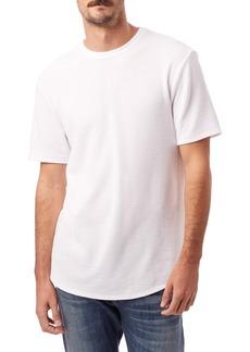 Alternative Apparel Vintage Thermal Crew Neck T-Shirt