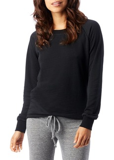 Alternative Apparel Women's Alternative Lazy Day Pullover