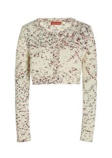 Altuzarra - Women's Stiles Floral Silk Sweater - Floral - Moda Operandi