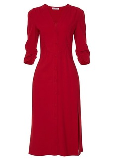 Altuzarra Aimee stretch-cady dress