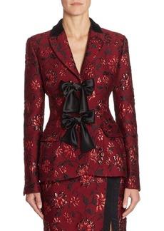 Altuzarra Angela Wool & Silk Jacket