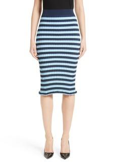 Altuzarra Bloomfield Stripe Skirt