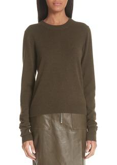 Altuzarra Braid Sleeve Cashmere Sweater