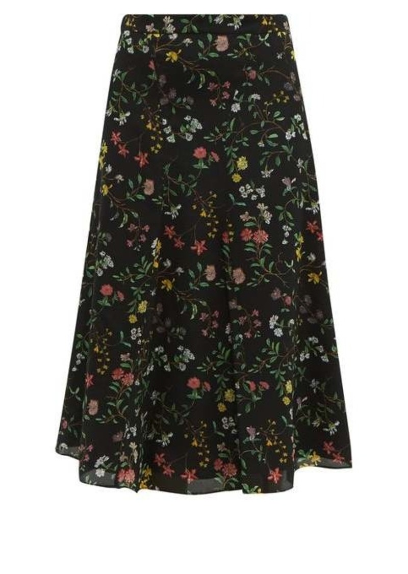 Altuzarra Caroline floral-print midi skirt