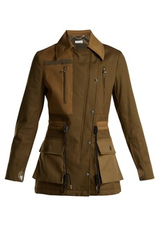 Altuzarra Chet quilted-cotton coat