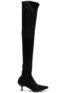 Altuzarra Elliot Low Heel Thigh High Boots