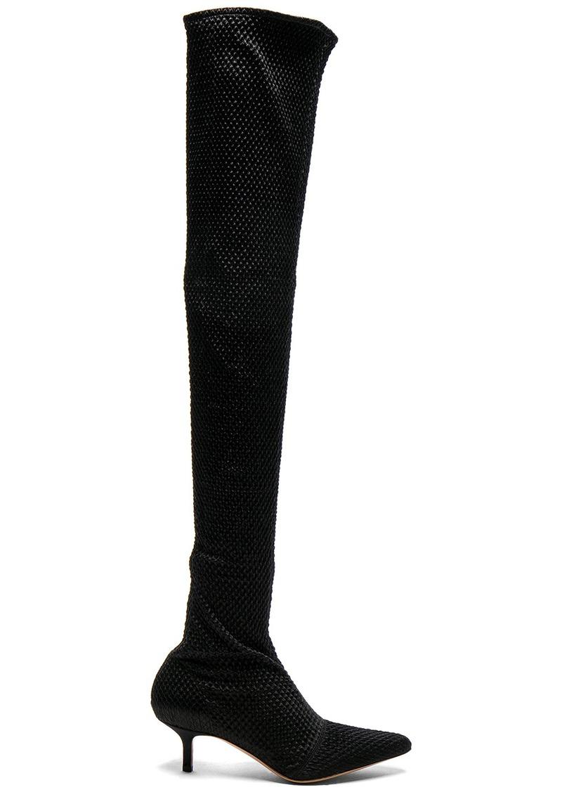 18c5b0fa32c Altuzarra Altuzarra Elliot Low Heel Thigh High Boots