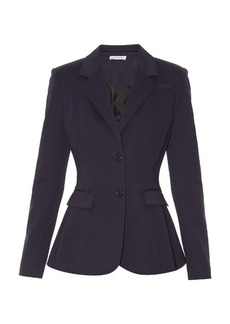 Altuzarra Fenice notch-lapel single-breasted blazer