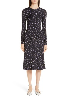 Altuzarra Floral Print Dress