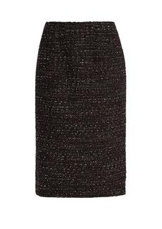 Altuzarra Gaynor tweed pencil skirt