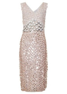 Altuzarra Genevieve sequin-embellished midi dress