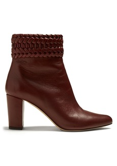 Altuzarra Ghianda block-heeled ankle boots