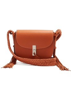 Altuzarra Ghianda braided cross-body bag