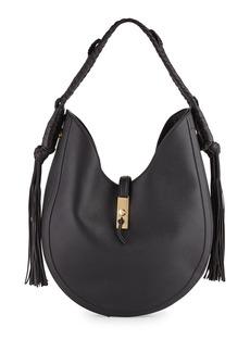 Altuzarra Ghianda Large Leather Hobo Bag
