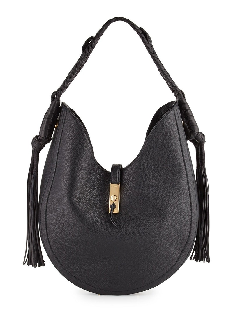 3f6ea19fcbb Altuzarra Altuzarra Ghianda Large Leather Hobo Bag | Handbags