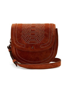 Altuzarra Ghianda mini stud-embellished leather bag