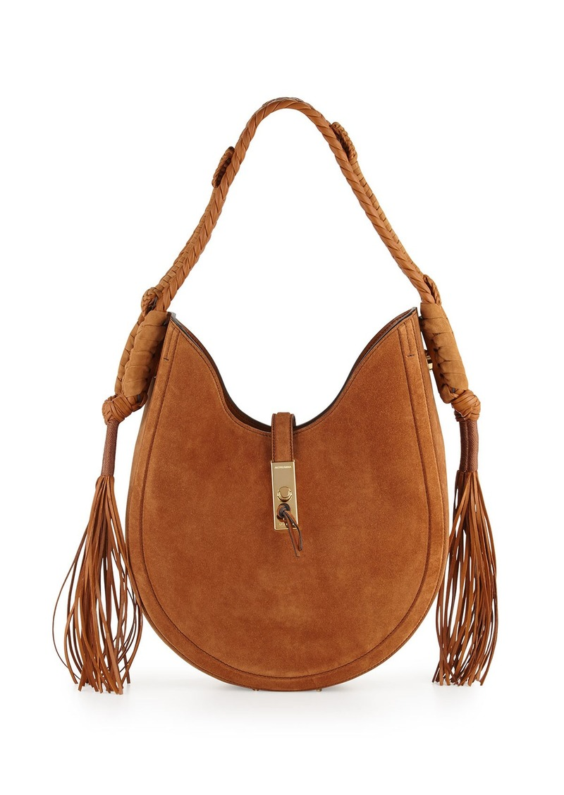 d1584b0ae03 Altuzarra Altuzarra Ghianda Small Leather Hobo Bag | Handbags