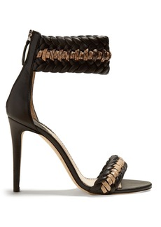Altuzarra Gihanda braided-detailed heeled sandals