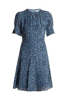 Altuzarra Jae leopard-print silk midi dress