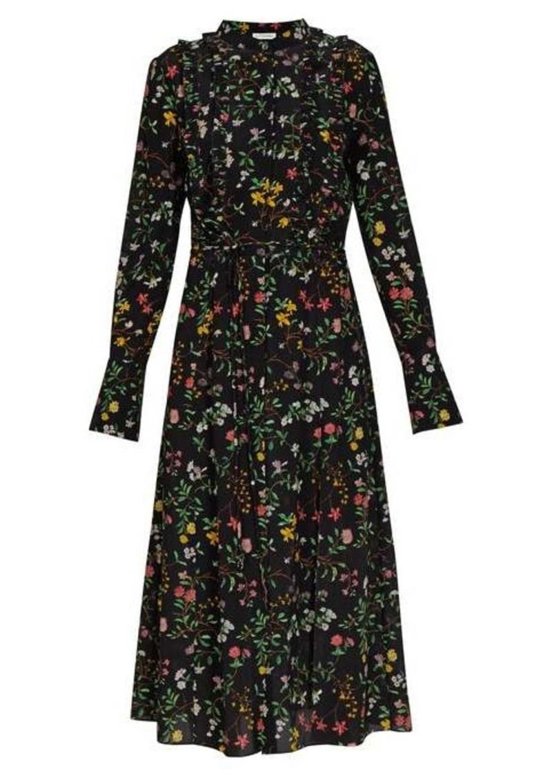 Altuzarra League floral-print silk dress