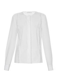 Altuzarra Lekmo fringe-detail blouse
