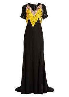 Altuzarra Loretta sequin-embellished silk gown