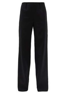 Altuzarra Luther wool-blend wide-leg trousers