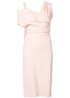 Altuzarra Madon dress - Pink & Purple