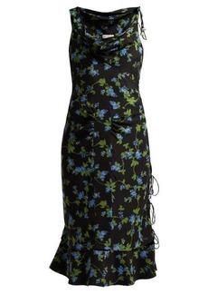 Altuzarra Norma floral-print dress