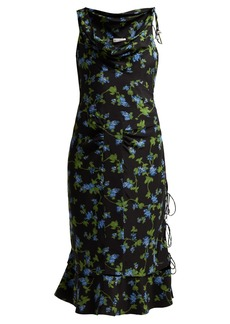 Altuzarra Norma floral-print dress
