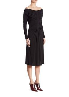 Altuzarra Off-The-Shoulder Dress
