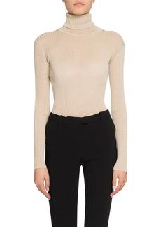 Altuzarra Shimmer Turtleneck Sweater
