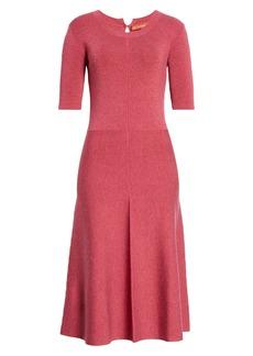 Altuzarra Silk Blend Sweater Dress