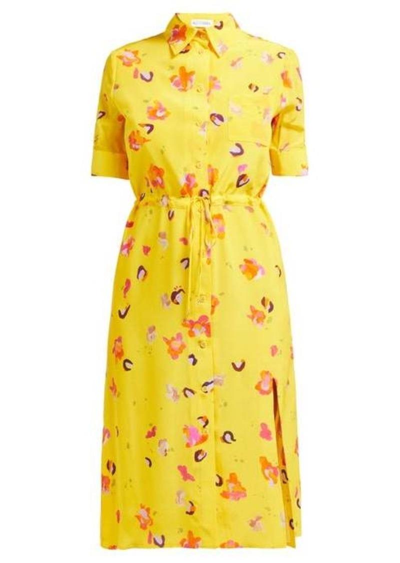 Altuzarra Vittoria floral-print silk midi dress