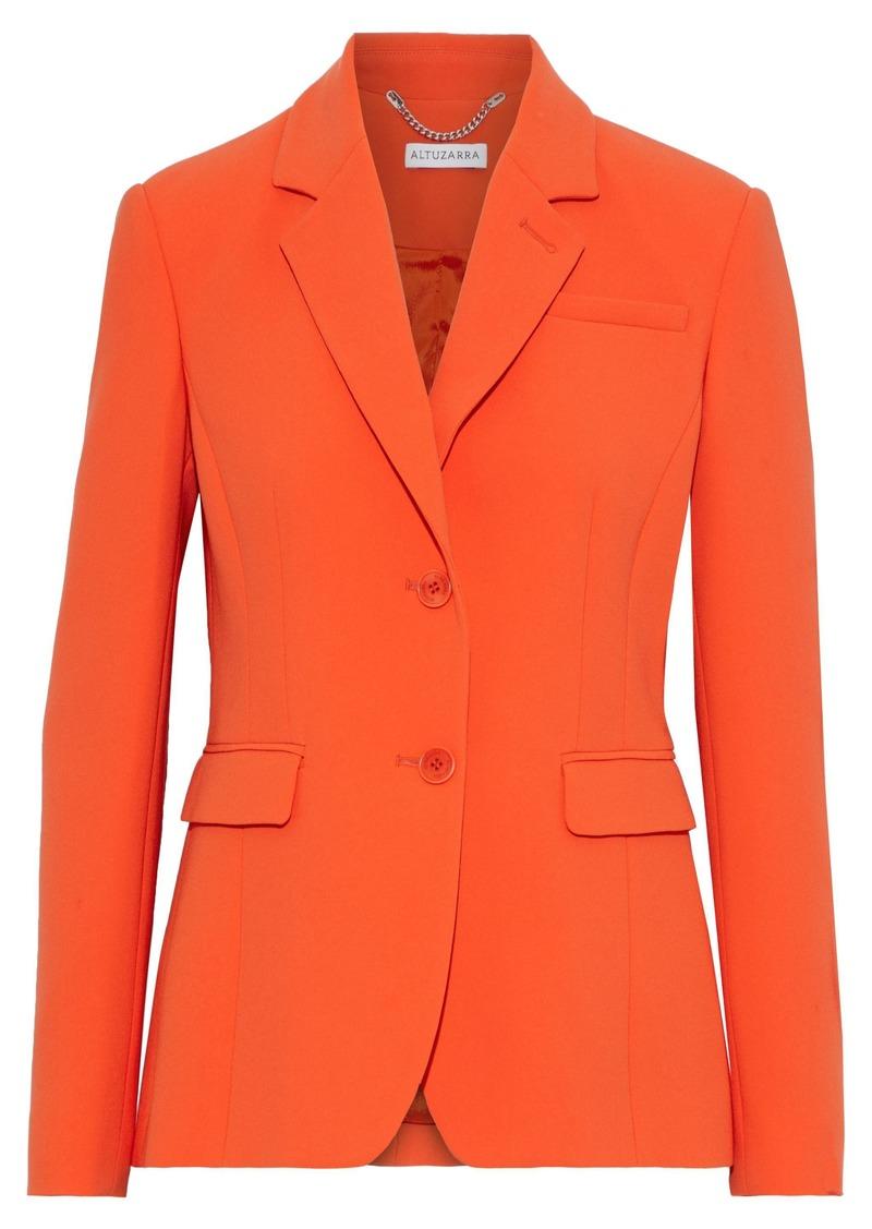 Altuzarra Woman Fenice Cady Blazer Orange