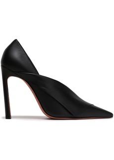 Altuzarra Woman Two-tone Leather Pumps Black