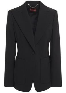 Altuzarra Woman Linen Blazer Black