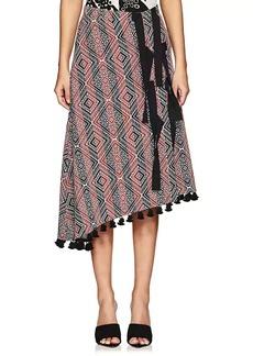 Altuzarra Women's Basilica Asymmetric Skirt